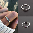 Fashion Alloy Accent Mom Silver Ring Size 6-10 For Mother's Day Gift Family Love