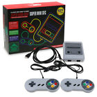 SUPER NES HDMI Built-in 621 Retro TV Game Console 8 Bit Classic + 2 Controllers