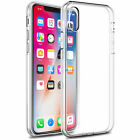 Case Clear For Apple iPhone 7-8 /.7-8 Plus iPhone X  Shockproof TPU Bumper Cover