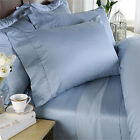 800 THREAD COUNT EGYPTIAN COTTON SHEET SET SELECT YOUR COLOR & SIZE