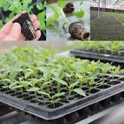 TopoGrow 5/10-Pack 72 Cell Seedling Starter Trays Plant Seeding Germination Kit