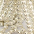 15-100pcs Natural Cultured Freshwater White Pearl Round Loose Beads 6/8/10mm