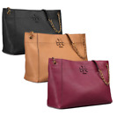 TORY BURCH McGraw Chain Shoulder Slouchy Tote Woman Bag