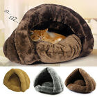 IK- Cat Dog House Puppy Cave Pet Sleeping Bed Mat Pad Igloo Nest New Fashion