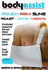 BodyAssist Pouch Arm Sling Injury Support Shoulder Immobiliser Recovery Sport