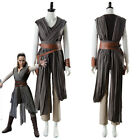 Star Wars 8 The Last Jedi Rey Outfit Ver.2 Costume Cosplay Outfit New Full Set $91.98 AUD