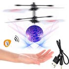 Flying UFO Hand helicopter Toy Saucer Hovering Induced Infrared Sensor Floating