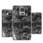 pictured printed case cover for LG mobiles marvelous marbles