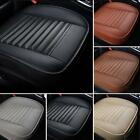 Car Seat PU Leather Cover Breathable Pad Mat Auto 3D Chair Cushion Hot OF