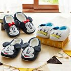 DISNEY Mickey Minnie Donald Slippers Room Slipper Shoes from Japan E4520