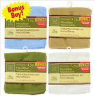 """""""The Home Collection"""" Microfiber Washcloths (4-pack)"""