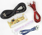 Replacement Parts - Zero Delay USB Encoder For PC Raspberry Retro Pie Sanwa Or Happs Cables Encoder
