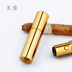 Electric Arc Pulse Plasma Ladies Lighter Cylindrical USB Rechargeable Windproof