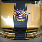For Dodge Ram 1500 2500 Rumble Bee Truck Bed Box Stripe Decal Sticker Graphic