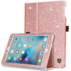 For Apple iPad Air / Air 2 Faux Leather Smart Wake Sleep Stand Flip Case Cover