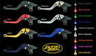 TRIUMPH 2009-16 675 STREET TRIPLE R PAZZO RACING LEVERS -  ALL COLORS / LENGTHS $149.99 USD on eBay
