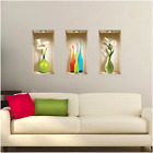 Art Wall Stickers 3D Picture Removable Home Decor Vinyl Tile