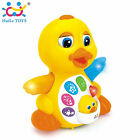 Musical Funny Duck Toy With Falpping Wings Eyes Lips And light Learning Toy Gift