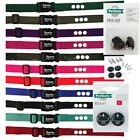 "Sparky Pet 1 "" Replacement Dog Collar 3 Hole with RFA 529 + 2 High Tech RFA 67"