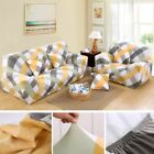 Stretch Elastic Floral Sofa Cover 1 2 3 Seater Slipcover Couch Pillow Protector