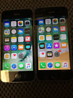 Lot of 2 Apple iPhone 5s 16GB Space Gray AT&T & Verizon Tested Smartphones