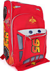 "Disney Cars McQueen 10""/12""/16"" School Backpack 3D Shape Boy's Book Bag"