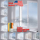 *Premium Window Frosted Film Glass Home Office Bathroom Security Privacy Static