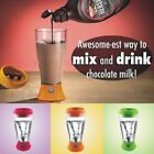 450ml Protein Shaker Electric Blender Bottle Vortex Mixer Cup 19.6x7.6x7.6cm