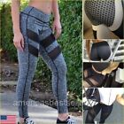 Womens Fitness Pants Leggings Sports Yoga Athletic Workout Pilates Clothes Gym