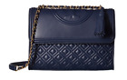 TORY BURCH Fleming Large Convertible Shoulder Bag for Woman with Free Gift