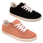 BOYS KIDS FAUX SUEDE GIRLS CASUAL SCHOOL TRAINERS SHOES SIZE 10 11 12 13 1 2