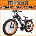 Addmotor MOTAN Electric Bicycle Bike Bafang 48V 1000W Gear Mid Drive Motor Ebike