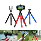 Octopus Stand Tripod Mount Holder For iPhone Samsung Cell Phone Camera Universal