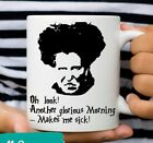 makes me sick - Hocus Pocus Mug Witches Glorious Morning Coffee Mugs Makes Me Sick Halloween Cup