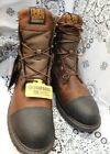 Ariat Men's Composite Toe 10012922 EH Waterproof Rigtek 8 Inch Lace Up 10012922