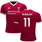 NEW MEN'S Liverpool Home Shirt 2017/18 (S M L XL )