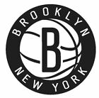 Brooklyn Nets Sticker S57 Basketball YOU CHOOSE SIZE on eBay