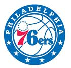 Philadelphia 76ers Sticker S63 Basketball YOU CHOOSE SIZE on eBay