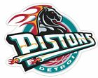 Detroit Pistons Sticker S75 Basketball YOU CHOOSE SIZE on eBay