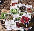 Lettuce Seeds - Organic Preserved Heirlooms -Non Gmo Open Pollinated - 250 SEEDS