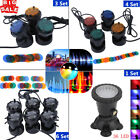 SALE!! SUBMERSIBLE LED LIGHT KIT FOR FISH POND UNDERWATER FOUNTAIN WATER GARDEN