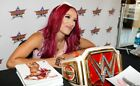 Sasha Banks WWE Candid Photo 4x6 8x10 (Select Size) #051