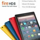 Kindle Fire HD 8 Tablet with Alexa, 8