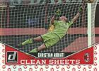 2015 Donruss Clean Sheets Soccer Ball Red - You Choose  *GOTBASEBALLCARDS