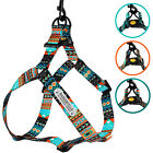 Nylon Dog Harness Adjustable Harnesses for Dogs Puppy Outdoor Personalized S M L