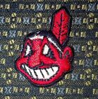 MLB CLEVELAND INDIANS (SMALL) PATCH