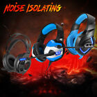 Wireless Bluetooth Gaming Headset Music Headphone w/ Mic for PS4 Xbox 360 Mac PC