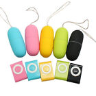 MP3 Waterproof Jump Egg Strong Vibration Wireless Mute Control Jump Egg Classic
