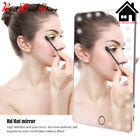 21 LED Touch Screen Makeup Mirror Tabletop Cosmetic Vanity light up Mirror
