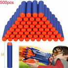 Bullet Blue 100-1000pcs Darts For NERF N-Strike Round Head Blasters Kids Toy Gun